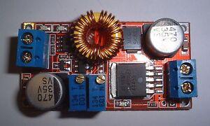 Constant current/voltage 5-32v 5A buck regulator UK Seller