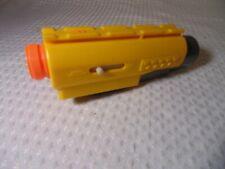 "Nerf N-Strike Dart Gun Red Dot Tactical Light ""Laser"" Sight/Scope Yellow"