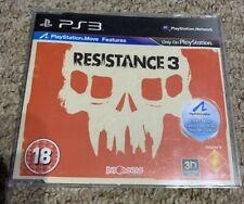 Resistance 3 Playstation 3 Promotional Copy