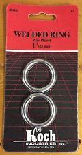 Koch Industries 2800081, 2 Welded Rings, 1-Inch Inner Diameter, New In Package