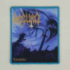 ABSURD Totenlieder (Printed Small Patch) (NEW)