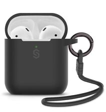 Apple Airpods Black Silicone Case ONLY - Syncwire