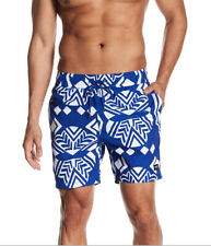 e0a663d73d NWOT XXL 36 38 JACK SPADE Exploded Flower Swim Trunks in Blue MSRP $98