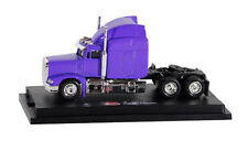 Peterbilt F6, purple - 1:87 / H0 Gauge - Model Power (20102)