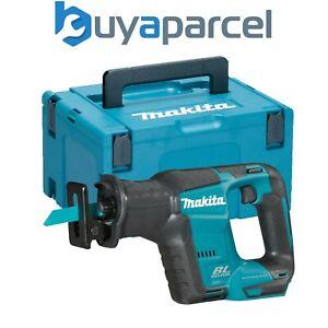 Makita DJR188Z 18v LXT Brushless Compact Reciprocating Saw Bare + Makpac Case
