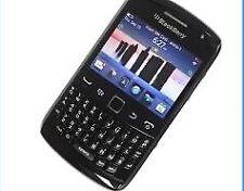 "BlackBerry Curve 9360 Locked Smartphone WiFi 5MP 2.44"" Black"