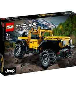 BRAND NEW & SEALED Lego Technic Jeep® Wrangler 42122 IN STOCK FAST SHIPPING