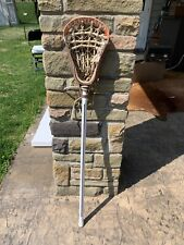 Vintage STX University Maryland Terps Lacrosse Head Stx Stick