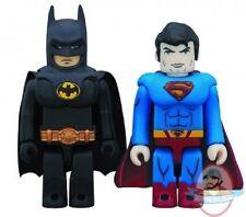 DC Heroes Batman & Superman Kubrick 2 Pack by Medicom