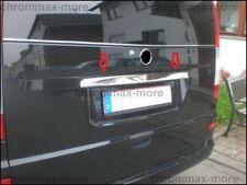Cromo Vito II W639 Viano Barre Bagagliaio Acciaio Inox