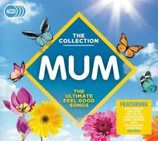 Mum - The Collection [New & Sealed] 4 CD BoxSet