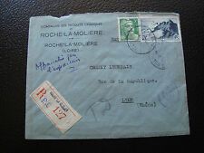 FRANCE - enveloppe 1948 (cy66) french