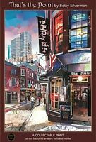 Art &Fable Puzzle Co, That's the Point,500 Pcs Velvet-touch Puzzle, gently used