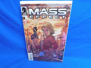 EA Biowave Dark Horse Comics Mass Effect Evolution #2 B Variant VF/NM 2011