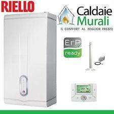 CALDAIA RIELLO FAMILY EXTERNA CONDENS 3.0 KIS A CONDENSAZIONE +KIT FUMI *NEW ERP