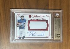 2015 Flawless~PHILLIP DORSETT RC~Rookie Patch On Card Autograph 06/15~BGS 9.5/10