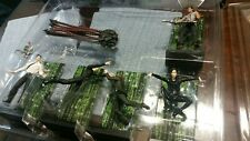 2000 The Matrix:Series 2 Collector 8 Action Figure Set. N2 toys. read below