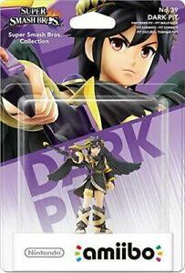 Nintendo Super Smash Bros Collection Amiibo DARK PIT 39 new in box aus