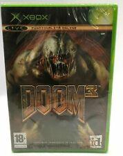 Doom 3 Version Ungeschnitten Xbox Neu Versiegelt
