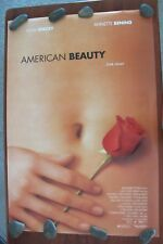 American Beauty (1999) Original Double-Sided One Sheet Movie Poster