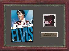 THIS IS ELVIS / ELVIS PRESLEY FRAMED 35MM FILM CELL