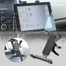 Universal Car Air Vent Mount Cradle Holder For iPad 2/3/4/AIR Tablet Galaxy