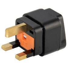 Universal AU US EU to UK AC Power Plug Travel Home Charger Adapter Converter