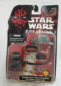 Hasbro 1999 Star Wars Episode I Podracer Fuel Station Accessory Set
