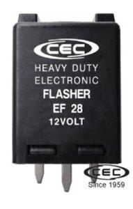 Hazard Warning Flasher CEC Industries EF28
