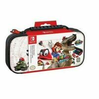 Official Nintendo Switch Mario Odyssey Deluxe Travel Case Pouch - Brand New