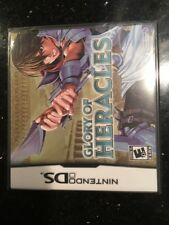 GLORY OF HERACLES NINTENDO DS BRAND NEW & FACTORY SEALED
