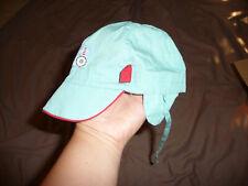 Sterntaler baby boys' summer hat with ties - boat - 43cm - EXC