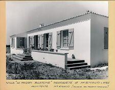 AYTRE c. 1950 - Villa La Maison Blanche Charente Maritime