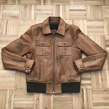 Undercover Undercoverism Jun Takahashi Scored Lamb Leather Jacket