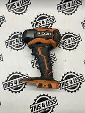 RIDGID R86035 18-Volt Lithium-Ion Cordless 1/4 in. Impact Driver (Tool Only)