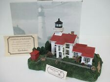 """Harbour Lights """"Grand Traverse"""" Michigan #191 - Miob w/Coa and Name Tag!"""