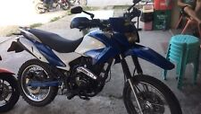Second Hand Racal Motorcycle