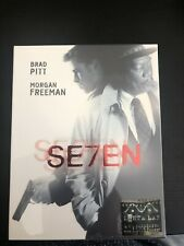 Manta Lab Seven Se7en Blu Ray Steelbook Full Slip
