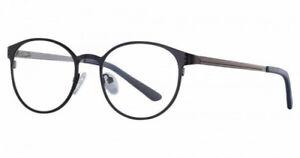 JAMES DEAN  JDO362 Eyeglasses 015  MATTE GUNMETAL with demo lens 50-18-140