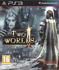 TWO WORLDS II (2) for Playstation 3 PS3 - with box & manual