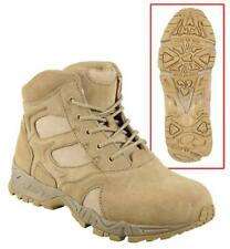 """DESERT BOOTS 6"""" Low FORCED Entry Deployment MILITARY ARMY Ladies Boys 5-13 R/W"""