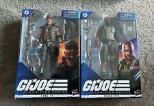 GUNG HO/ROADBLOCK LOT GI Joe Classified Series MIB