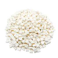 250 Weiße Lego Steine 2x2 - Bausteine (Classic, Star Wars, City usw.)