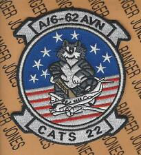US Army A Co 6th Bn 52nd Aviation Regiment CATS 22 Dark Blue patch