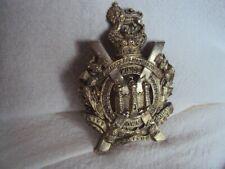 More details for infantry helmet plate centre, kings own scottish borderers, qvc, wm