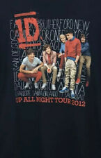 One Direction 1D Harry Styles Up All Night Tour 2012 Concert T-Shirt S-4XL TN242