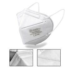 25 Stück FFP2-Maske 5-lagig EU CE2163 zertifiziert Mundschutz Mediroc Masken FFP