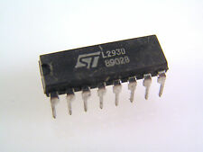 L293D Genuine ST Push/Pull Four Channel Driver IC M35C