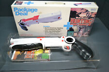 North American Hunting Extravaganza Combo Pack Nintendo Wii gun and game