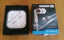 Packaging for Sennheiser CX5.00i White In Ear Headphones iPod iPad iPhone